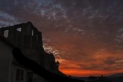 tramonto-al-castello-Conca-Fabio